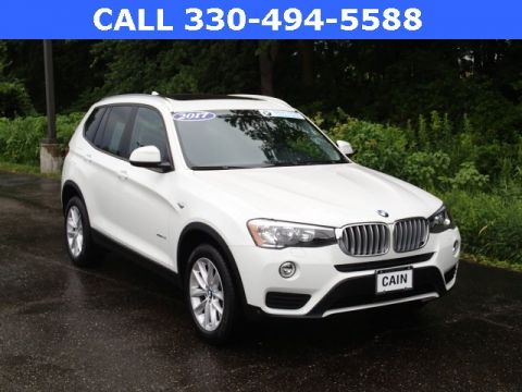 Pre-Owned 2017 BMW X3 xDrive28i AWD