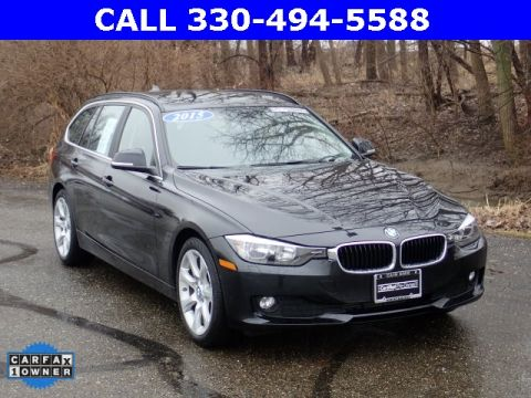 Certified Pre-Owned 2015 BMW 3 Series 328d xDrive AWD