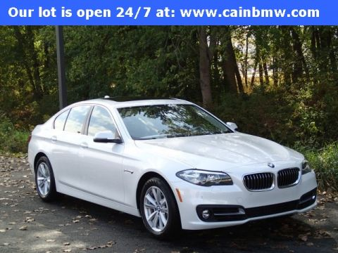 New 2016 BMW 5 Series 528i xDrive