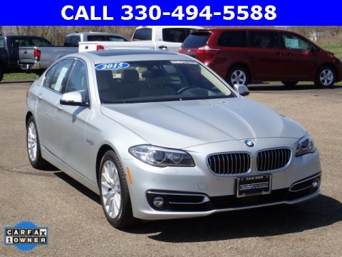 Certified Pre-Owned 2015 BMW 5 Series 528i xDrive AWD