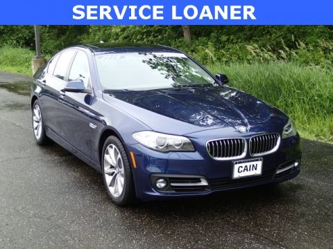 Certified Pre-Owned 2016 BMW 5 Series 528i xDrive AWD