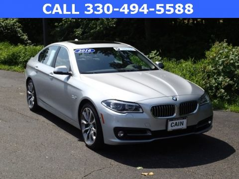 Pre-Owned 2016 BMW 5 Series 535i xDrive AWD
