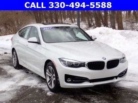Certified Pre-Owned 2017 BMW 3 Series 330 AWD