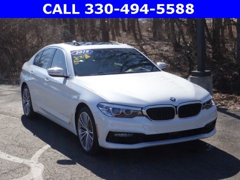 Pre-Owned 2018 BMW 5 Series 530i xDrive AWD