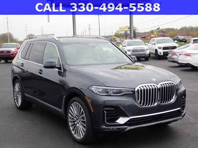 New 2019 BMW X7 xDrive50i With Navigation & AWD