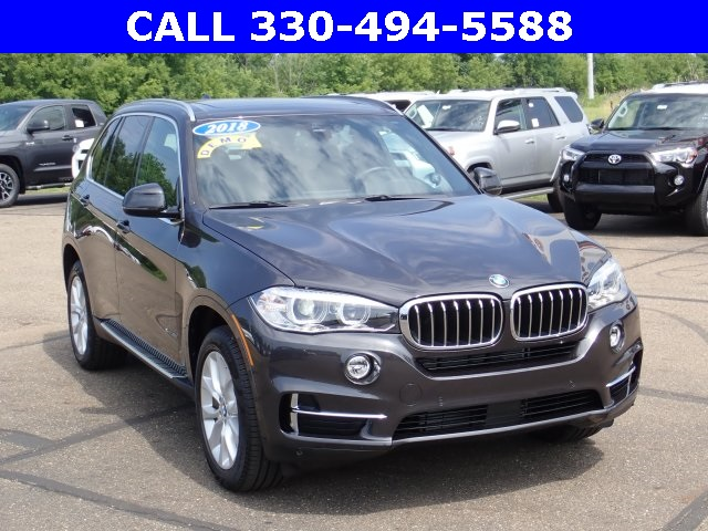 Bmw Pre Owned >> Certified Pre Owned 2018 Bmw X5 Xdrive35i 4d Sport Utility In North