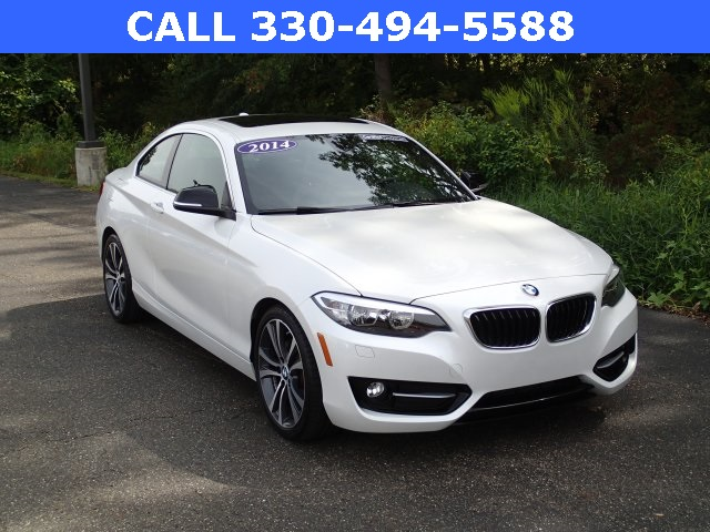 Certified PreOwned BMW Series I D Coupe In North - Bmw 228i 2013