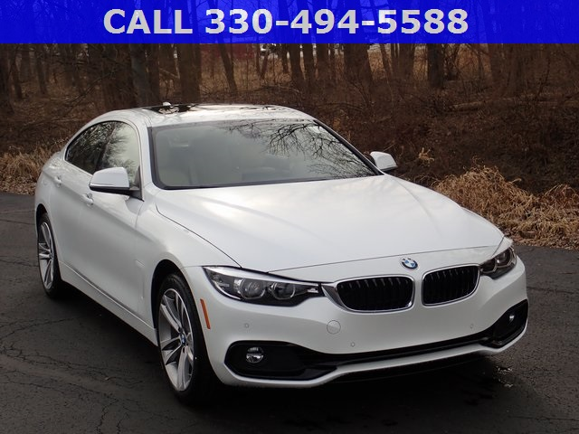 New 2019 BMW 4 Series 430i xDrive Gran Coupe