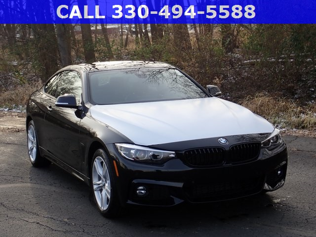 New 2019 Bmw 4 Series 430i Xdrive With Navigation Awd