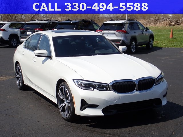 New 2019 Bmw 3 Series 330i Xdrive 4d Sedan In North Canton B546219