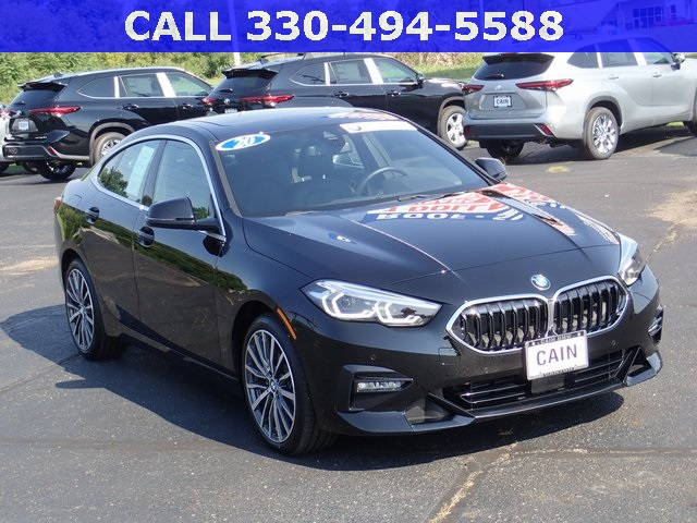 Pre-Owned 2020 BMW 2 Series 228i Gran Coupe xDrive