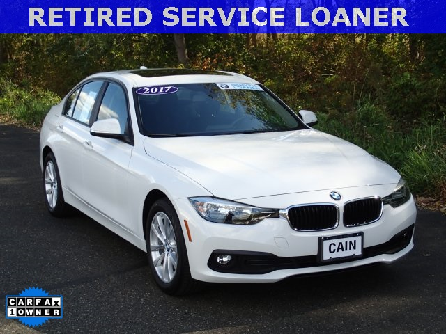 Certified Pre Owned 2017 Bmw 3 Series 320i Xdrive