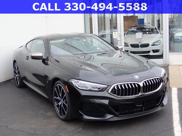 New 2019 Bmw 8 Series M850i Xdrive With Navigation Awd