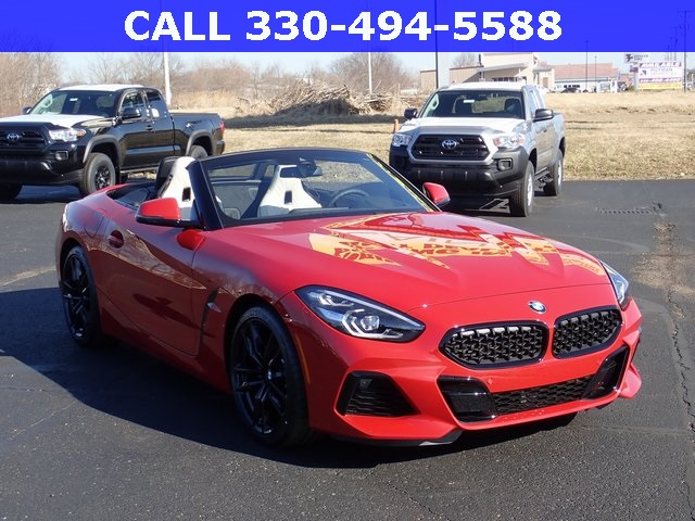 New 2019 Bmw Z4 Sdrive30i Rwd 2d Convertible
