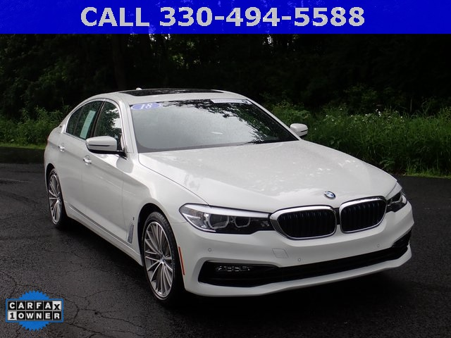 Certified Pre-Owned 2018 BMW 530e xDrive iPerformance