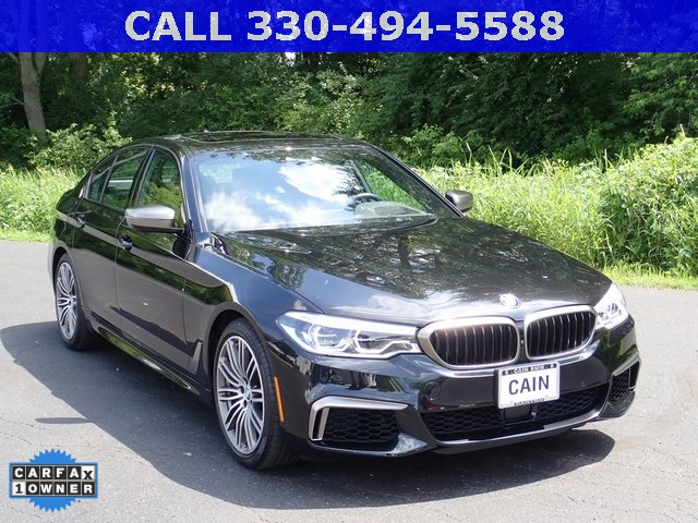 Pre-Owned 2019 BMW 5 Series M550i xDrive