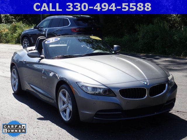 Pre-Owned 2011 BMW Z4 sDrive30i