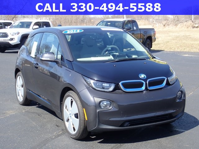Certified Pre-Owned 2014 BMW i3 Base w/Range Extender