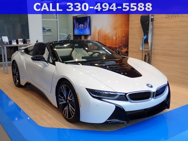 New 2019 Bmw I8 Base 2d Convertible In North Canton B533419 Cain Bmw