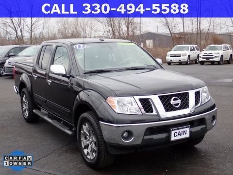 Pre-Owned 2017 Nissan Frontier SL