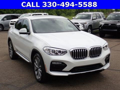 New 2019 BMW X4 xDrive 30i