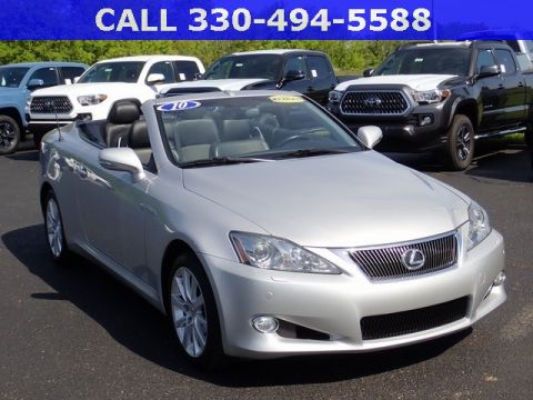 Pre-Owned 2010 Lexus IS 250 C