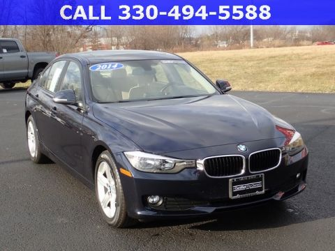 Certified Pre-Owned 2014 BMW 3 Series 320i xDrive