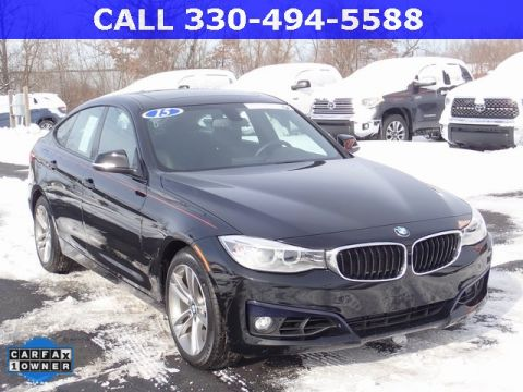 Certified Pre-Owned 2015 BMW 3 Series 328i xDrive Gran Turismo
