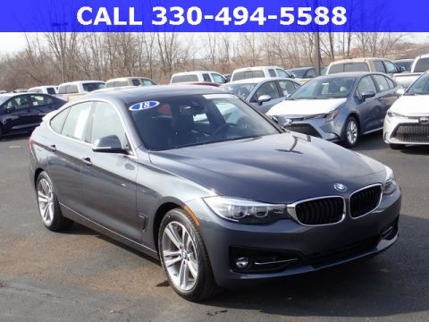 Certified Pre-Owned 2018 BMW 3 Series 330 Gran Turismo i xDrive