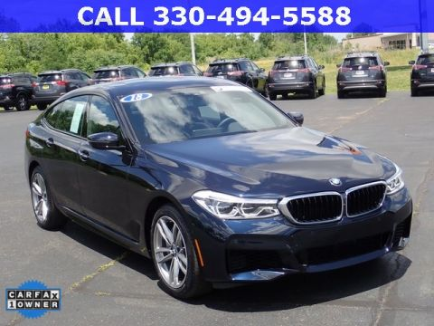 Certified Pre-Owned 2018 BMW 6 Series 640 Gran Turismo i xDrive