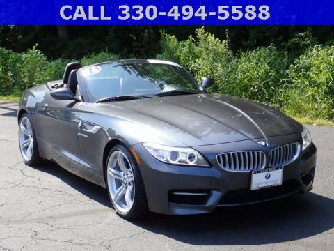 Certified Pre-Owned 2016 BMW Z4 sDrive35is