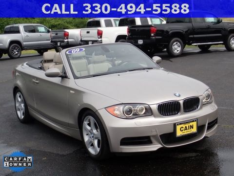 Pre-Owned 2009 BMW 1 Series 135i
