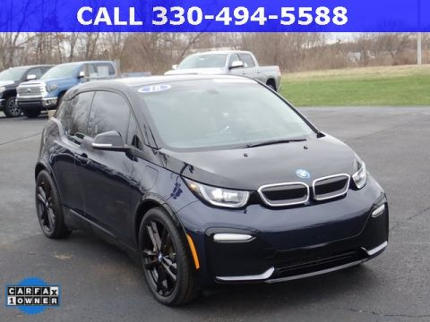 Certified Pre-Owned 2018 BMW i3 94Ah s w/Range Extender